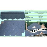 Buy cheap SGB asphalt shingle 05Fish Scale tile from wholesalers