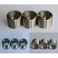 Wholesale Stainless steel free running screw inserts for PVC foam plate from china suppliers