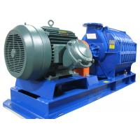 Iron High Speed Centrifugal Turbine Vacuum Pump With Vacuum Drying Apparatus Manufactures