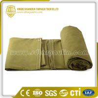 Buy cheap Military Water Resistant Extra Heavy Duty Canvas Tarp from wholesalers