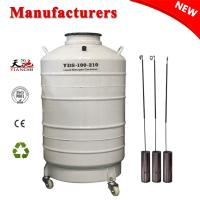 Buy cheap 100L Cryogenic dewar tank liquid nitrogen transport container factory direct sale from wholesalers