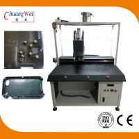 Black Automatic Scrw Driver Machine Screw Inserting System PLC Controller Manufactures