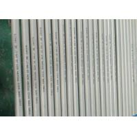 Buy cheap Austenitic Stainless Steel Welded Pipe A312 TP 310H BE SCH 10 DN 1.1/2 Thin Wall Steel Tubing from wholesalers