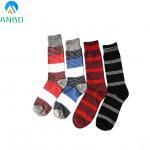 Buy cheap custom knee high cotton dress socks for men from wholesalers