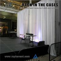 Buy cheap good quality factory portable pipe and drape trade show booth display  from RK China from wholesalers