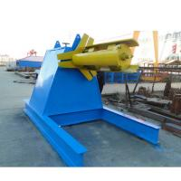 Buy cheap High quality coil Hydraulic decoiler /uncoiler machine price from wholesalers