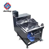 Buy cheap 3.7kw SS Spinach Vegetable Fruit Washing Machine One Year Warranty from wholesalers