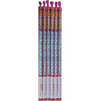 Buy cheap 0.8 8 Shots Roman Candle Fireworks from wholesalers