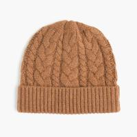 Buy cheap Simple Design Soft Cable Knit Hat / Mens Cable Knit Beanie For Keep Warm from wholesalers