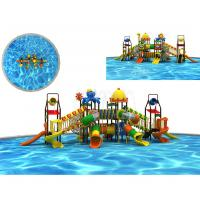 Buy cheap WATER AMUSEMENT PARK PLAYHOUSE POOL PLAYGROUND EQUIPMENT FOR SALE from wholesalers