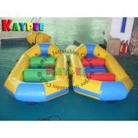 Buy cheap Inflatable draft boat ,fishing boat, pvc rubber boat ,,aqua sport game KBA002 from wholesalers