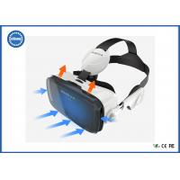 Buy cheap Head Mount High Definition Video Glasses Virtual Reality Gaming Headset CE ROHS Reach Certificated from wholesalers