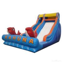 Wholesale Big Kahuna Wet Inflatable Slide from china suppliers