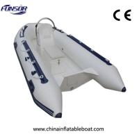 Buy cheap FUNSOR  Rigid inflatable boat From 3.3m To 9.6m For Sport And Fishing from wholesalers