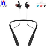 Buy cheap Multi Connection In Ear Neckband Headphones V5.1 Noise Cancelling Earbuds from wholesalers