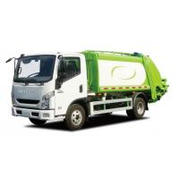 Buy cheap 2.79L Displacement Waste Management Recycling Truck Automated Trash Truck Easy Control from wholesalers