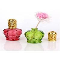 Wholesale 100ml Cosmetic Glass Bottles Aroma Reed Diffuser Bottle Child - Resistant from china suppliers