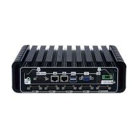 Buy cheap Aluminum Alloy Industrial Mini PC Wide Voltage 9V-36V With 10 COM Optional product