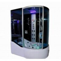 Buy cheap Glass Steam Massage Shower Cabinet from wholesalers