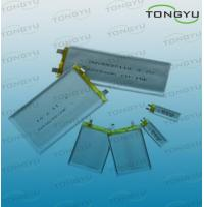 LFP 3.2V / 3.3V LiFePO4 Lithium Polymer Battery Cell for Solar Power Station