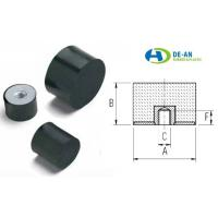 Buy cheap Good Rigidity and ProtectionNR Rubber Vibration Damper for Automobiles and Motorcycles from wholesalers