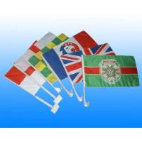 Buy cheap Printed Polyester Car Flags from wholesalers
