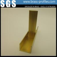High Density Extrusion Brass Rod / Extruded Copper Alloy Rod