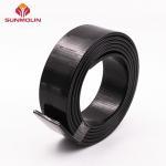 Buy cheap 26mm wide  black waterproof TPU coated nylon webbing from wholesalers