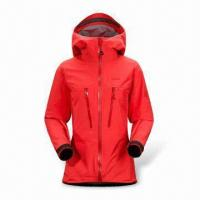 Buy cheap Ladies' Ski Jacket with Heat Transfer Labels from wholesalers