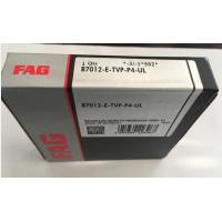 Buy cheap B7012-E-TVP-P4-UL FAG original machine tool spindle bearing with polyamide cage 60x95x18mm in stocks from wholesalers