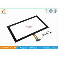 Buy cheap 23.6 Inch Glass Usb Multi Touch Screen Panel Long Life For Karaoke Machine from wholesalers