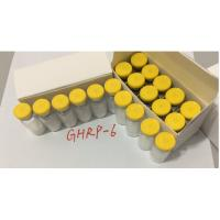 Buy cheap Healthy Human Growth Peptides Ghrp-6 For Weight Loss 87616-84-0 from wholesalers