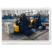 Motorized Movable Pipe Welding Machine 80ton For Self Aligned Manufactures