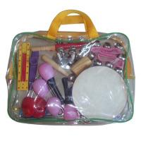 Buy cheap 12 pcs Toy percussion set / Educational Toy / kids gift / Carl orff instrument / Wooden Toy AG-ST12 from wholesalers