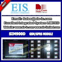 Buy cheap SIM900D - SIMCOM - Quad-band 850/900/1800/1900MHz GSM/GPRS module SMT- sales009@eis-ic.com from wholesalers