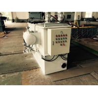 Buy cheap Steel structure dissolved air flotation systems in Automotive Industry for waste water treatment from wholesalers