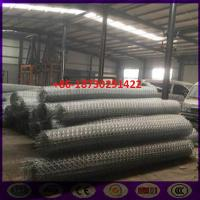 Buy cheap 8x10 cm Ω Type  Ecologica Gabion Road Reinforced Wire Mesh in roll from wholesalers