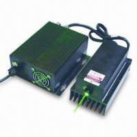Buy cheap DPSS Green Laser Module with 532nm Wavelength, Long Lifespan and ESD Protection, Easy to Operate from wholesalers