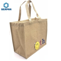 Buy cheap Market Jute Grocery Bags from wholesalers