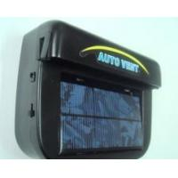 Buy cheap solar auto air vent from wholesalers