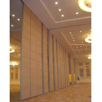 Buy cheap Multi Color Fabric Surface Office Partition Wall With Sliding Aluminium Door from wholesalers