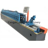 Buy cheap Automatic Cold Roll Forming Machine Ceiling Main And Cross T Grid Bar Wall Angl Making from wholesalers
