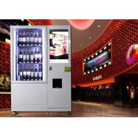 Buy cheap sparkling Wine champagne beer alcohol spirit  bottle olive oil combo Vending Machine with remote control from wholesalers