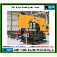 Buy cheap CNC Band Sawing Machine product