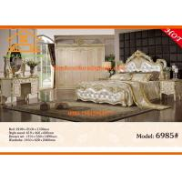 Wholesale new Import antique luxury italian european bedroom furniture set from china suppliers