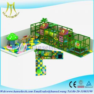 Hansel Indoor soft playground equipment, children's games aqua park Manufactures