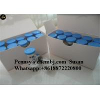 Buy cheap Boosts Muscle Mass CAS 863288-34-0 CJC-1295 Without DAC Growth Hormone Peptides from wholesalers