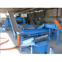 Wholesale Two Roll Mill Waste Tire Recycling Plant Shredder Machine High Efficiency from china suppliers