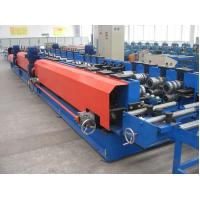 Buy cheap Chain Drive C Steel Frame Roll Forming Machine Cable Tray Manufacturing Machine from wholesalers