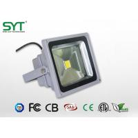 Dimmable Outdoor LED Flood Lights 30W Bridgelux Led Brand PF > 0.95 Manufactures